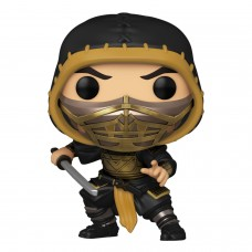 Фигурка Funko POP! Movies: Mortal Kombat: Scorpion (MT)