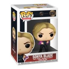 Фигурка Funko POP! Movies: Mortal Kombat: Sonya Blade
