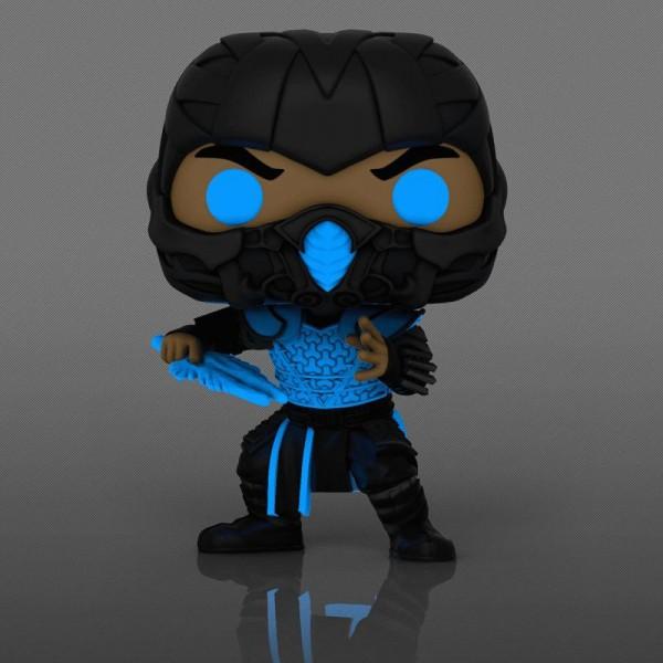 Фигурка Funko POP! Movies: Mortal Kombat: Sub Zero (GW) (Exc)