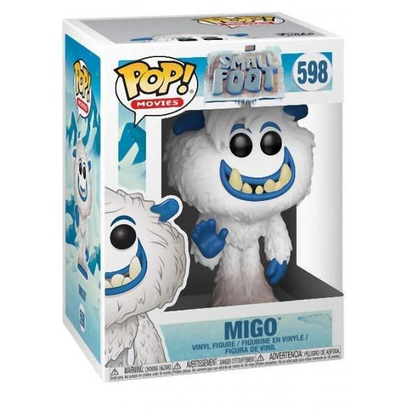 Фигурка Funko POP!  Smallfoot: Migo (Миго)
