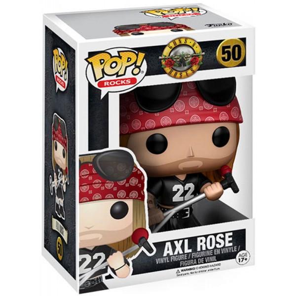 Фигурка Funko POP! Vinyl: Rocks: Guns N' Roses: Axl Rose