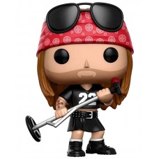 Фигурка Funko POP! Vinyl: Rocks: Guns N' Roses: Axl Rose