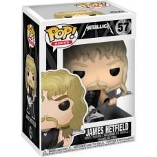 Фигурка Funko POP! Rocks: Metallica: James Hetfield