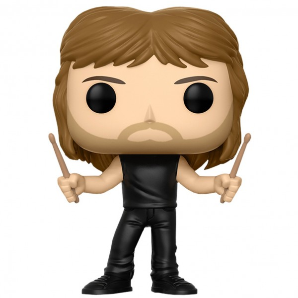 Фигурка Funko POP! Rocks: Metallica: Ларс Ульрих (Lars Ulrich)