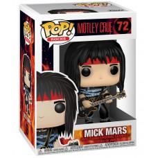 Фигурка Funko POP! Vinyl: Rocks: Mötley Crüe: Mick Mars