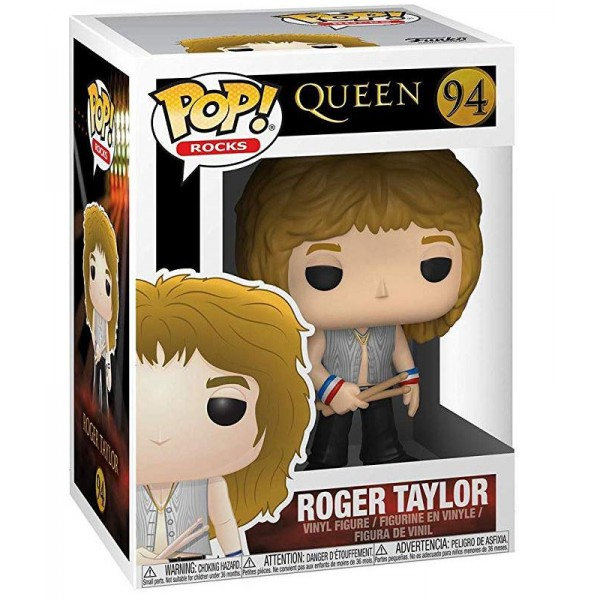 Фигурка Funko POP! Vinyl: Rocks: Queen: Roger Taylor