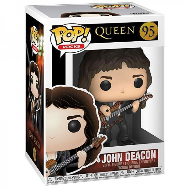 Фигурка Funko POP! Vinyl: Rocks: Queen: John Deacon