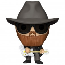 Фигурка Funko POP! Rocks: ZZ Top: Billy Gibbons