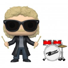 Фигурка Funko POP! Rocks: ZZ Top: Frank Beard