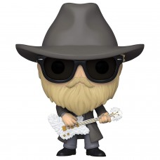 Фигурка Funko POP! Rocks: ZZ Top: Dusty Hill