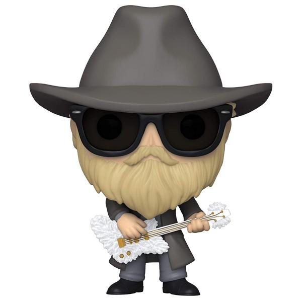 Фигурка Funko POP! Rocks: ZZ Top: Dusty Hill