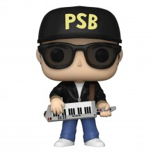 Фигурка Funko POP! Rocks: Pet Shop Boys: Chris Lowe