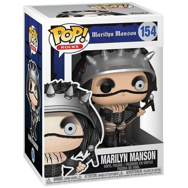 Фигурка Funko POP! Vinyl: Rocks: Marilyn Manson