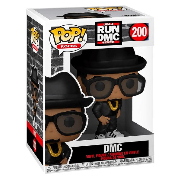 Фигурка Funko POP! Run-DMC Darryl McDaniels