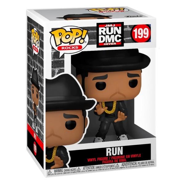 Фигурка Funko POP! Run-DMC Joseph Simmons (Run)
