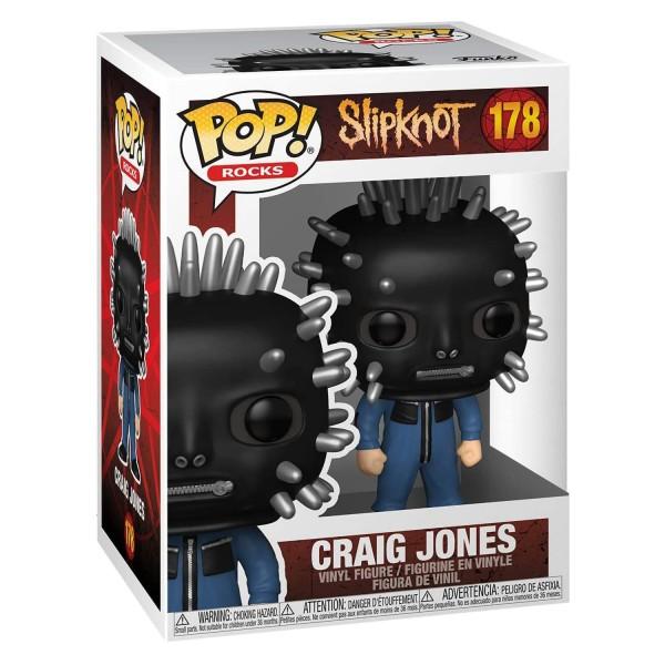 Фигурка Funko POP Rocks: Slipknot: Craig Jones