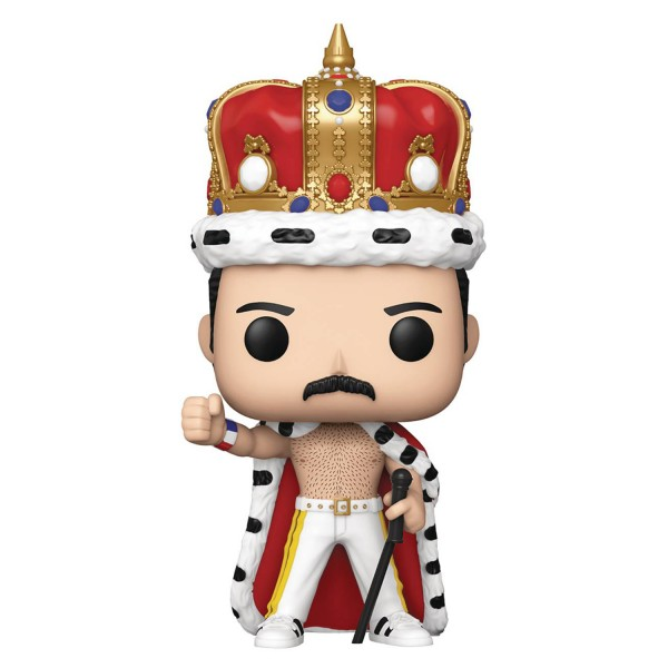 Фигурка Funko POP! Rocks: Queen: Freddie Mercury King