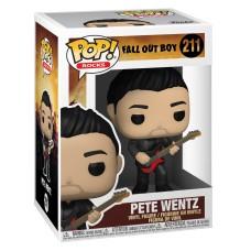 Фигурка Funko POP! Rocks: Fall Out Boy: Pete Wentz