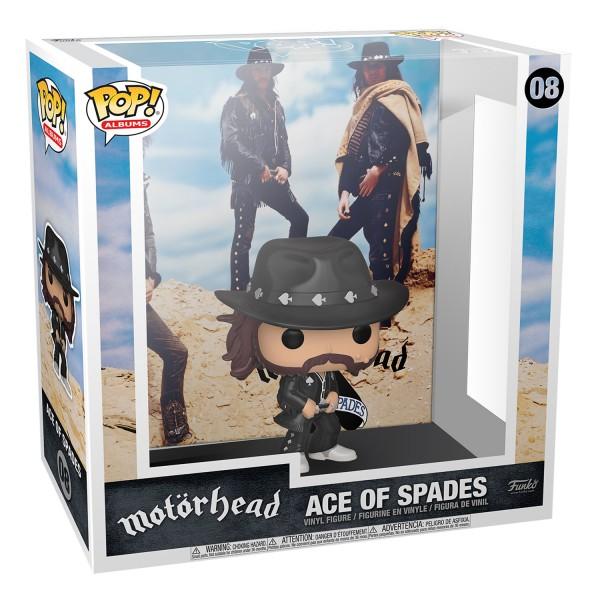 Фигурка Funko POP! Albums: Motorhead: Ace of Spades