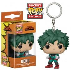 Брелок Funko Pocket POP! My Hero Academia: Deku