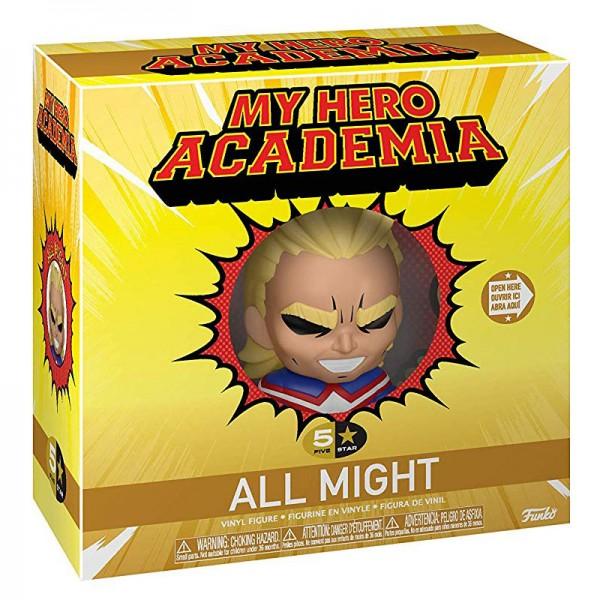 Фигурка Funko Vinyl Figure: 5 Star: My Hero Academia: All Might