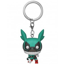 Брелок Funko Pocket POP! My Hero Academia: Deku with Helmet