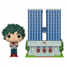 Фигурка Funko POP Town: My Hero Academia U.A. High School With Izuku Midoriya