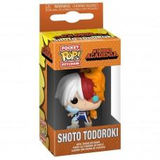Брелок Funko Pocket POP! My Hero Academia: Shoto Todoroki