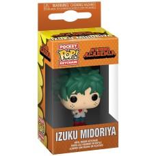 Брелок Funko Pocket POP! My Hero Academia: Izuku Midoriya