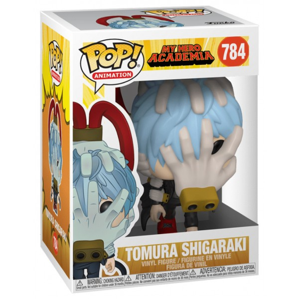 Фигурка Funko POP! My Hero Academia: Томура Шигараки (Tomura Shigaraki)