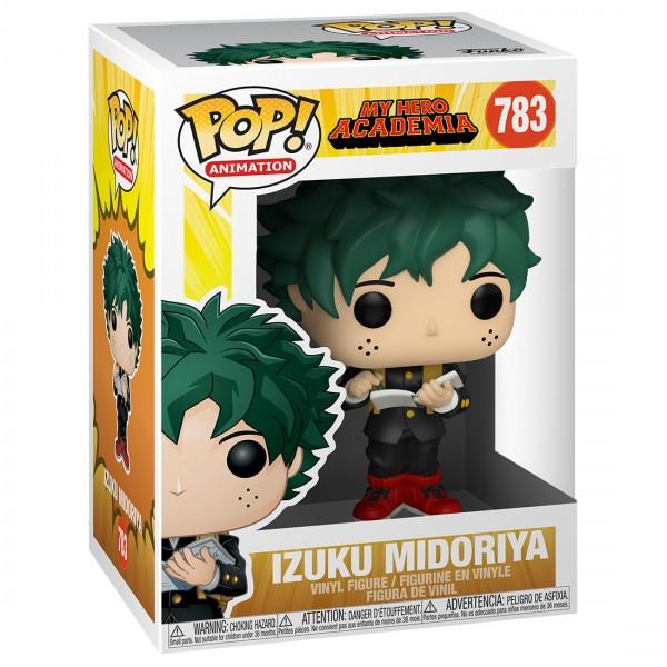Фигурка Funko POP! My Hero Academia: Izuku Midoriya (School Uniform)
