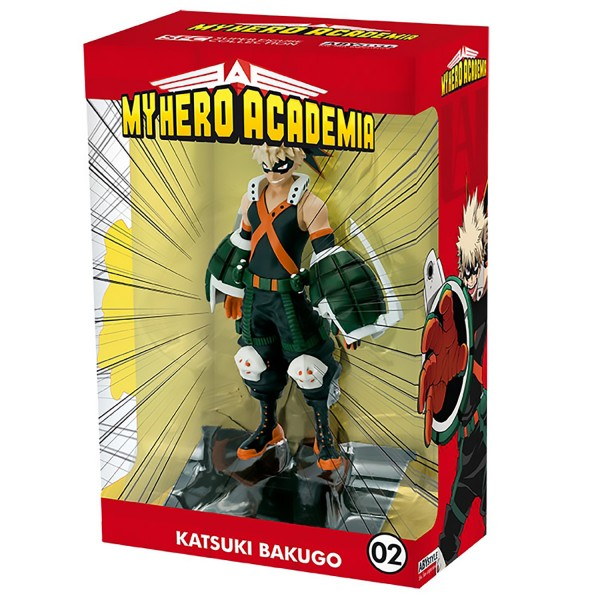 Фигурка ABYstyle: My Hero Academia: Katsuki Bakugo 17 см