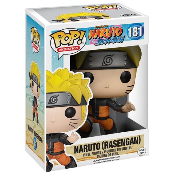 Фигурка Funko POP! Vinyl: Naruto Shippuden: Naruto Rasengan