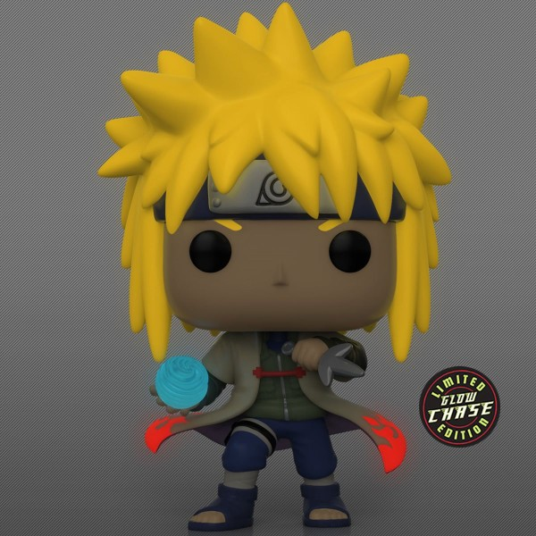 Фигурка Funko POP! Naruto Shippuden: Minato Namikaze (Chase)