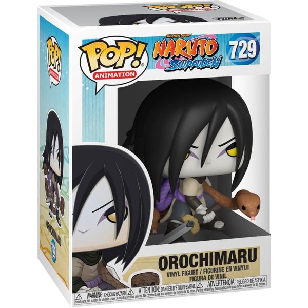 Фигурка Funko POP! Vinyl: Naruto: Orochimaru
