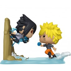 Фигурка Funko POP! Vinyl: Moment: Naruto vs. Sasuke (Эксклюзив)