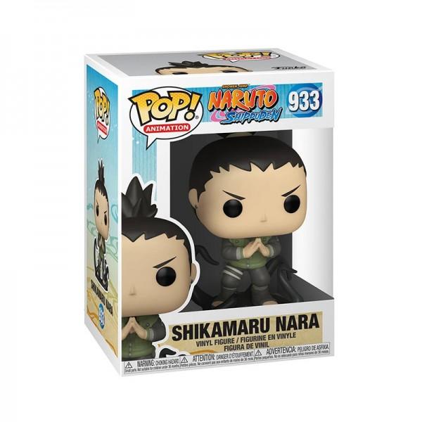 Фигурка Funko POP! Naruto Shippuden: Shikamaru Nara