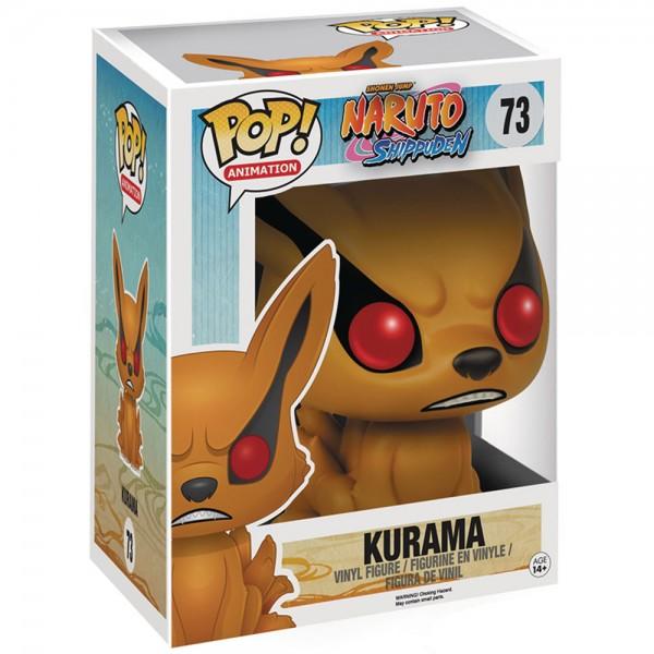 Фигурка Funko POP! Vinyl: Naruto Shippuden: Kurama 15 см