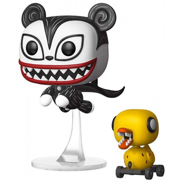 Фигурка Funko POP! Vinyl: Disney: NBC: Vampire Teddy with Duck