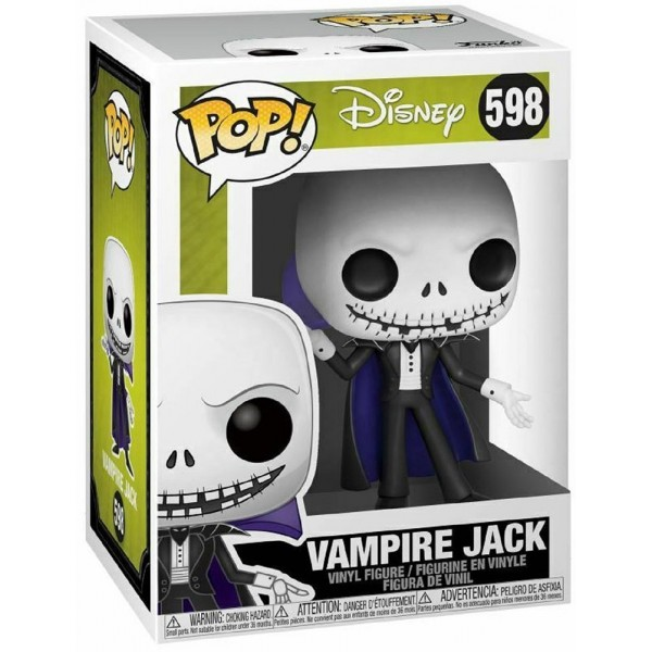 Фигурка Funko POP! Vinyl: Disney: NBC S6: Vampire Jack