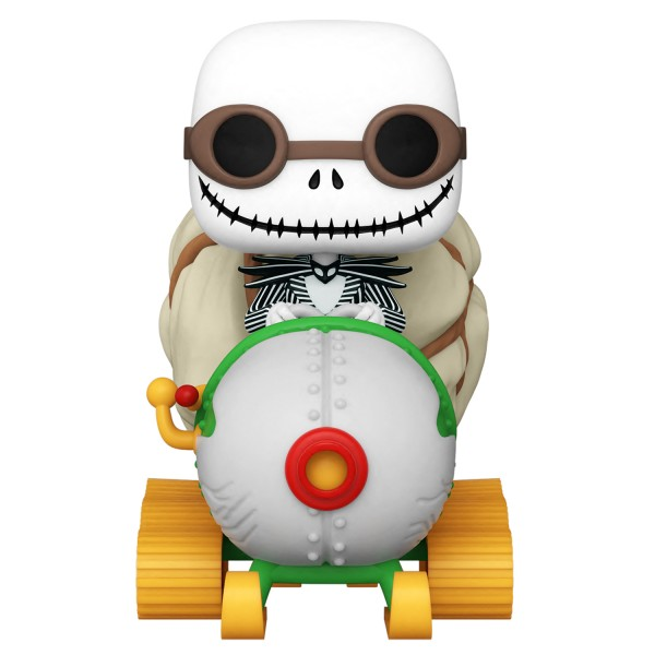Фигурка Funko POP! Rides: Disney: NBC: Jack Skellington in Snowmobile