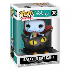Фигурка Funko POP! Vinyl: Trains: NBC: Sally in Cat Cart