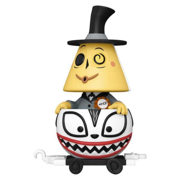 Фигурка Funko POP! Vinyl: Trains: NBC: Mayor in Ghost Cart