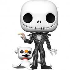 Фигурка Funko POP! Jack Skellington with Zero