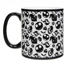 Кружка керамическая Funko NBX: 20oz Mug: Oogie, Jack & Zero