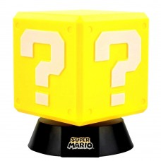 Светильник Nintendo Question Block 3D Light