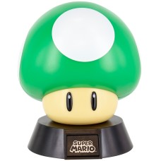 Светильник Nintendo 1Up Mushroom Icon Light