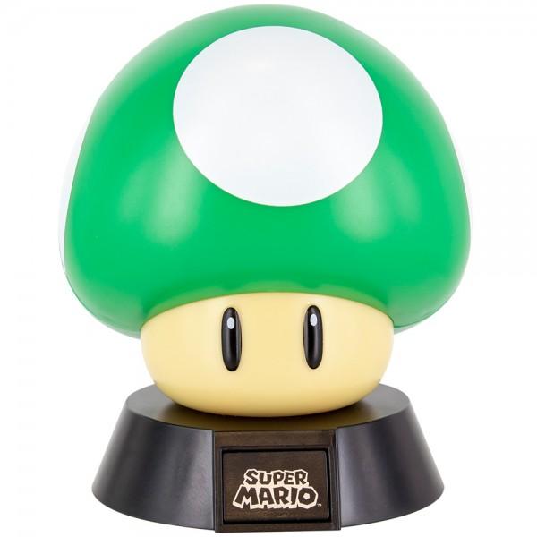 Светильник Nintendo 1Up Mushroom Icon Light