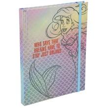 Записная книжка Funko Little Mermaid: Pearl Anniversary: Notebook & Pen: Dreams