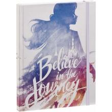 Записная книжка Funko Frozen 2: Fearless: Notebook: Believe in the Journey